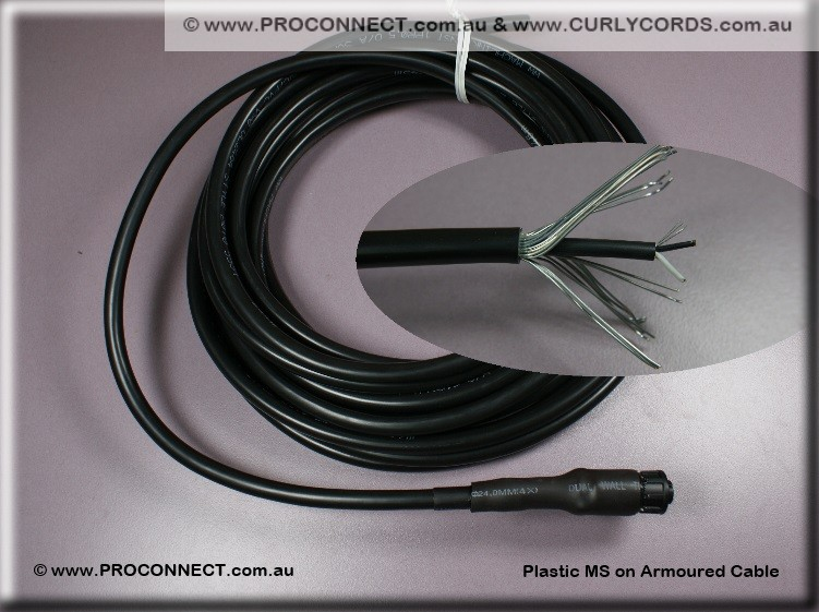 MS Armoured cord