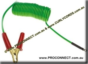3m Earthing Curly Cord