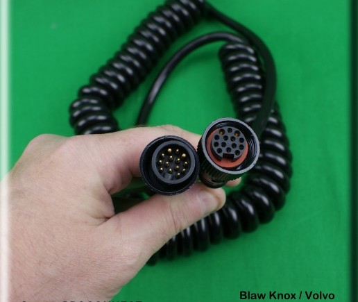 Baw Knox Volvo Controller Curly cord 1